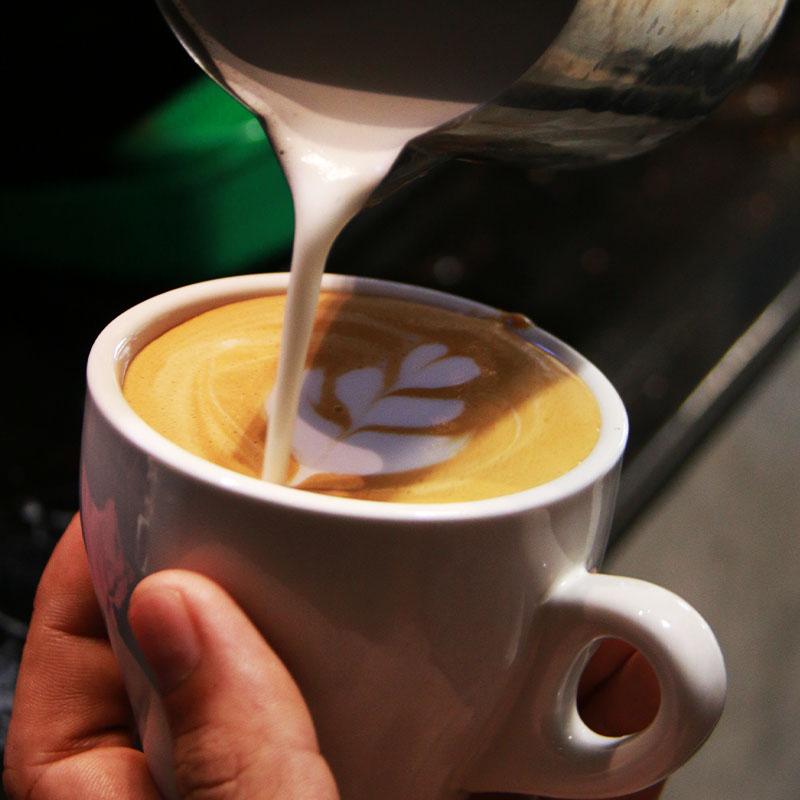 Latte Art at OCAM